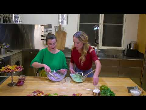 How to Make Colored Pasta Dough Using Beets or Parsley