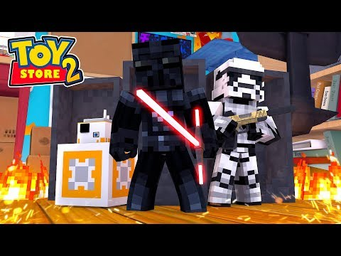 Toy Store 2 - STAR WARS JEDI ARE HERE!  w/TinyTurtle