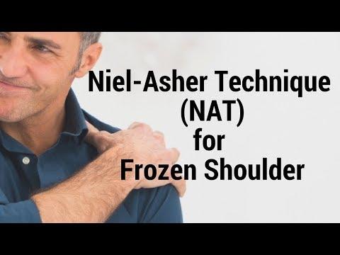 Niel-Asher Technique (NAT) for Frozen Shoulder - Massage Monday #371