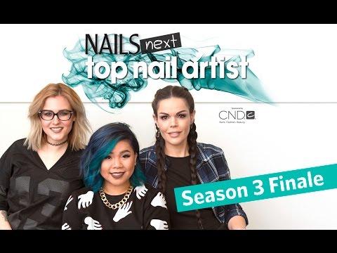 Celebrating Women and Nail Art — NAILS Next Top Nail Artist S.3 Finale