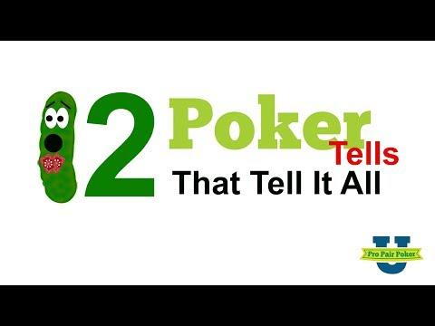 12 Poker Tells That Tell It All