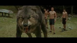 "Transformation Jacob to Wolf | ""The Twilight Saga: New Moon"" \ HD"