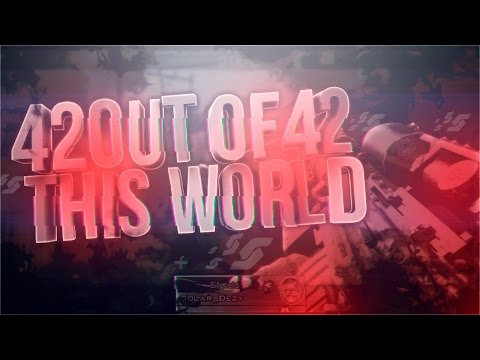Solar Cams: Out of this World #42 (MW2!)
