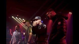 Pick Up The Pace Remix - Strika Ft Black Jack UK, Jubz, Kasha, OneDa (Net Video) 4K