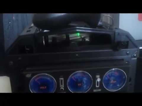 xBox 360 Controller (Wireless Charge Mod) Built Into Zalman Pc Case !