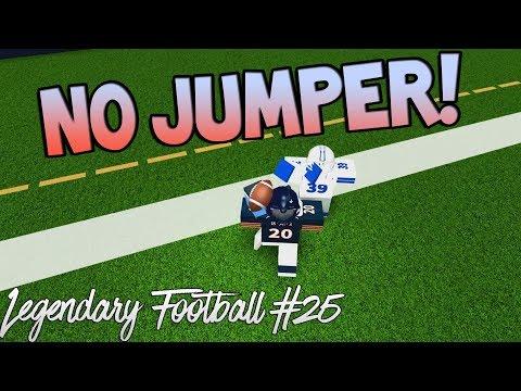 NO JUMPER [Legendary Football Funny Moments #25]