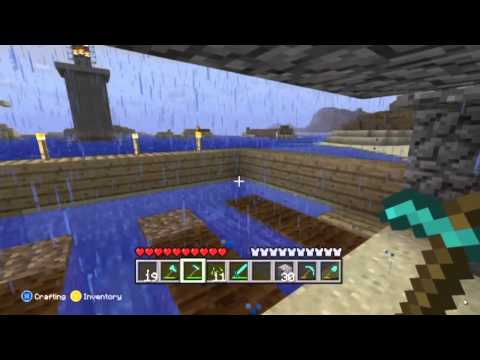 Xbox 360 Minecraft: Episode 1 - How To Grow Wheat Successfully!