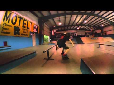 Windells and Oregon Skateboarding 2014