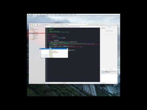 Xcode (javascript call objective-c function)