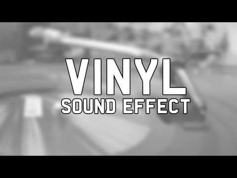 VINYL SOUND EFFECT | 1080p HD | Free Download