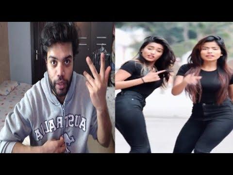Xxx Mp4 Ducky Bhai React To Garima Chaurasia Tiktok Bohat Hard Viral Girls Tiktok Roast Raja Jee 3gp Sex