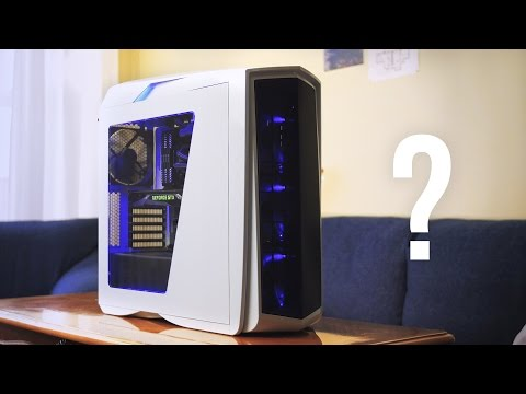 Silverstone PM01 | Case with many promises... but does it deliver?