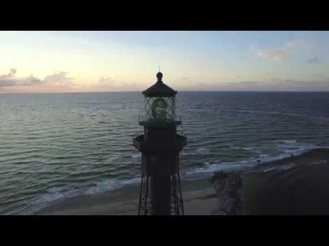 Sunrise at Lighthouse Point