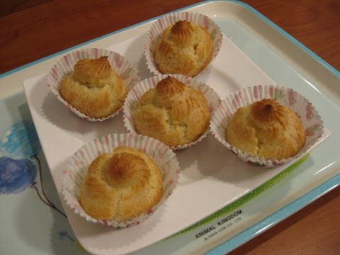 Banh Su - Cream Puff