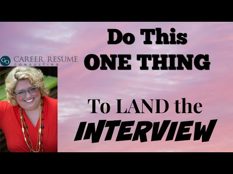Phone Interview Tips: Get Face to Face Interview by Doing This One Thing