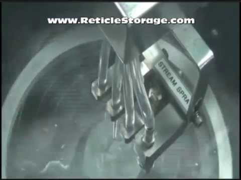 PhotoMask Reticle Cleaning Equipment