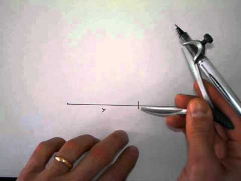 Construct a Isosceles Trapezoid with Base, Diagonal and Side