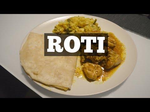 How To Make The Best Surinamese Aloo Roti, Pancake Dough (Potato Filling) | CWF