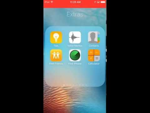 How to change home address on iOS