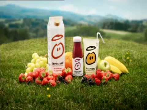 Innocent Drinks: Innocent By Nature