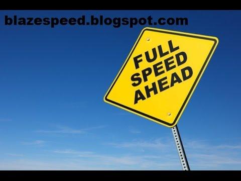 Fastest Downloading Speed on Blazespeed.blogspot.com