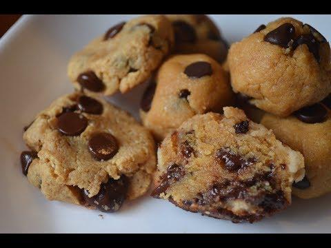 KETO Chocolate-Chip Cookies   3 WAYS