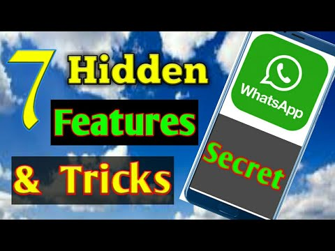 7 WhatsApp hidden features & WhatsApp tricks