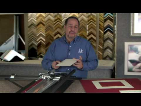 Mat Cutting and Framing Tutorial - V-Grooves.mp4