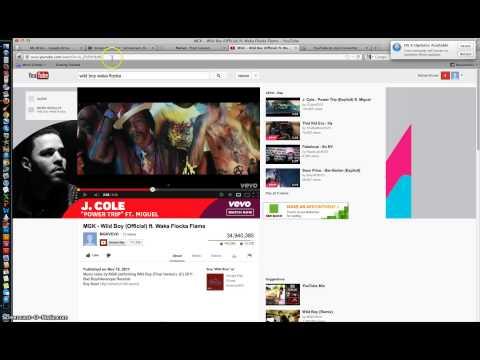 Adding music to Prezi Screencast