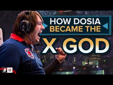 How Dosia became the X God