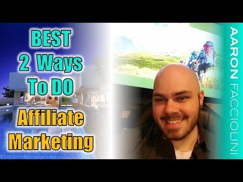 Best Way to Do Affiliate Marketing 2018 - $4089.942 5 DAYS!   Best Ways to Start Affiliate Marketing