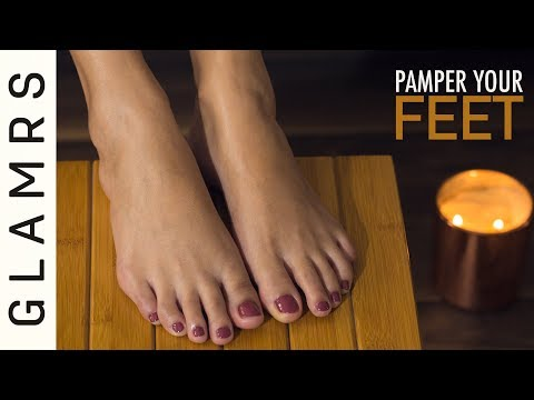 4 Tips To Keep Your Feet Soft & Moisturised | Pedicure Rules & At-Home Foot Care Routine