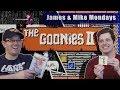 Goonies II NES James And Mike Mondays