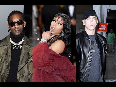 ALL ABOUT NICKI MINAJ'S BEEF WITH OFFSET & DATING EMINEM