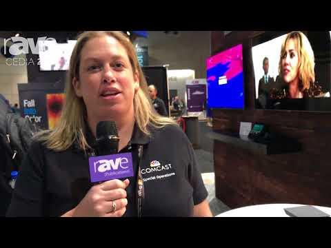 CEDIA 2017: Custom Xfinity Integration Announces Comcast 4K/HDR X1 Box
