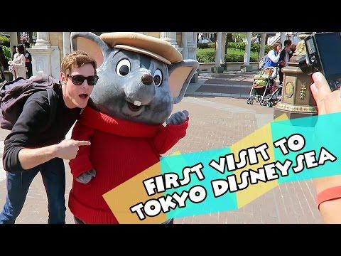 TOKYO DISNEY TRIP   First Visit to Tokyo DisneySea   Day Two Part One