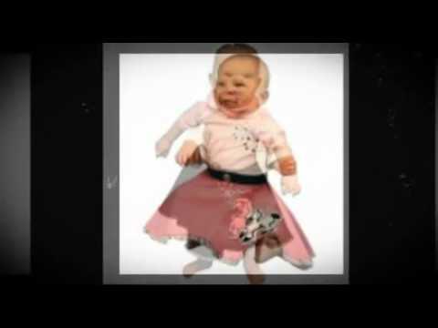 Poodle Skirt Child
