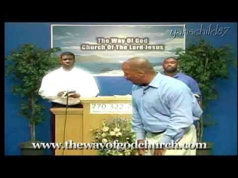 The Virtuous Woman - Pastor Tony Smith (1 of 2)