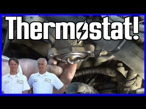 How to Replace the Thermostat Kia Sportage 2.7L V6 2005-2010