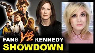 Solo Box Office - Fan Backlash vs Kathleen Kennedy