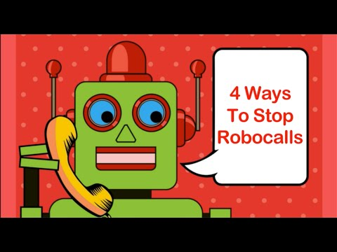 4 Ways To Stop Robocalls