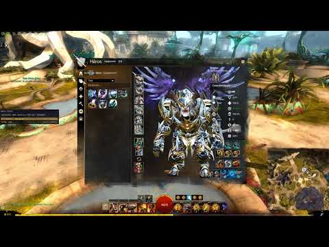 Guild Wars 2 : Build Guerrier cPS RAID [FR]
