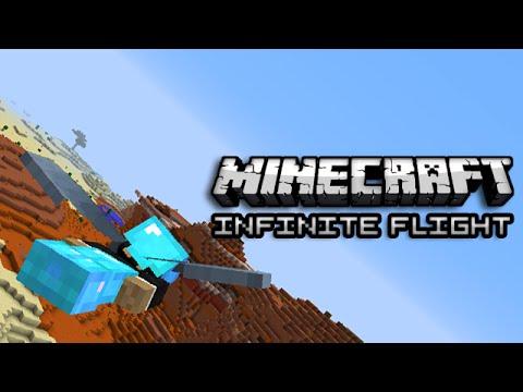 Minecraft: Infinite Flying In Survival