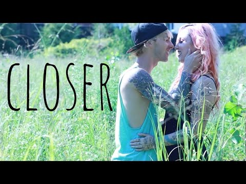The Chainsmokers - Closer (ft. Halsey) Rock Cover by Janick & Elle