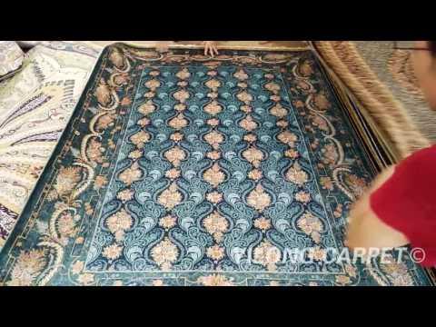 Handmade Silk Carpets & Rugs