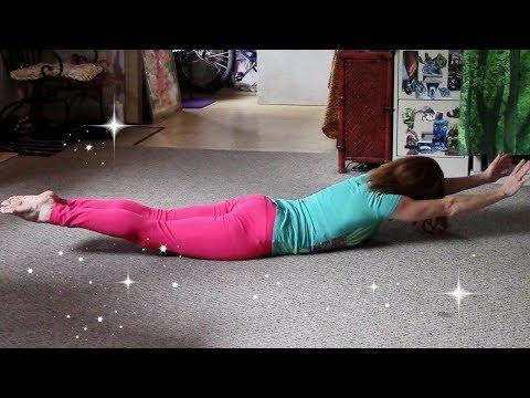 Beginner Gymnastics Home Workout With Coach Meggin!