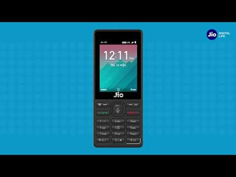 How to Use Shortcut Keys in JioPhone (Punjabi) | Reliance Jio
