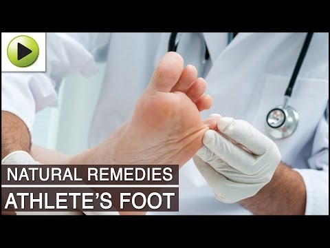 Skin Care - Athlete's Foot - Natural Ayurvedic Home Remedies