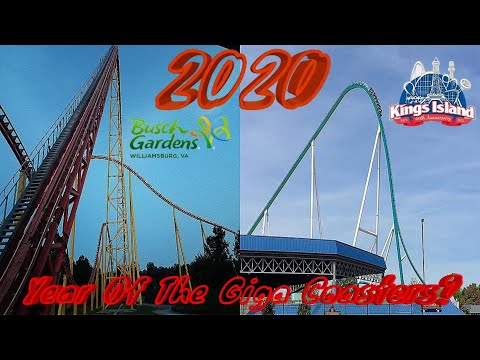 DOWNLOAD:2020: YEAR OF THE GIGA COASTERS? Free In MP4 & MP3