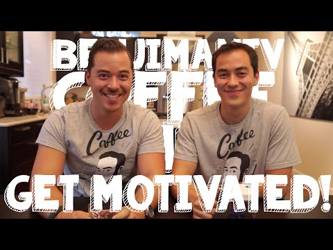 Easy Ways to Get Motivated! (Coffee Monday) - BenjiManTV